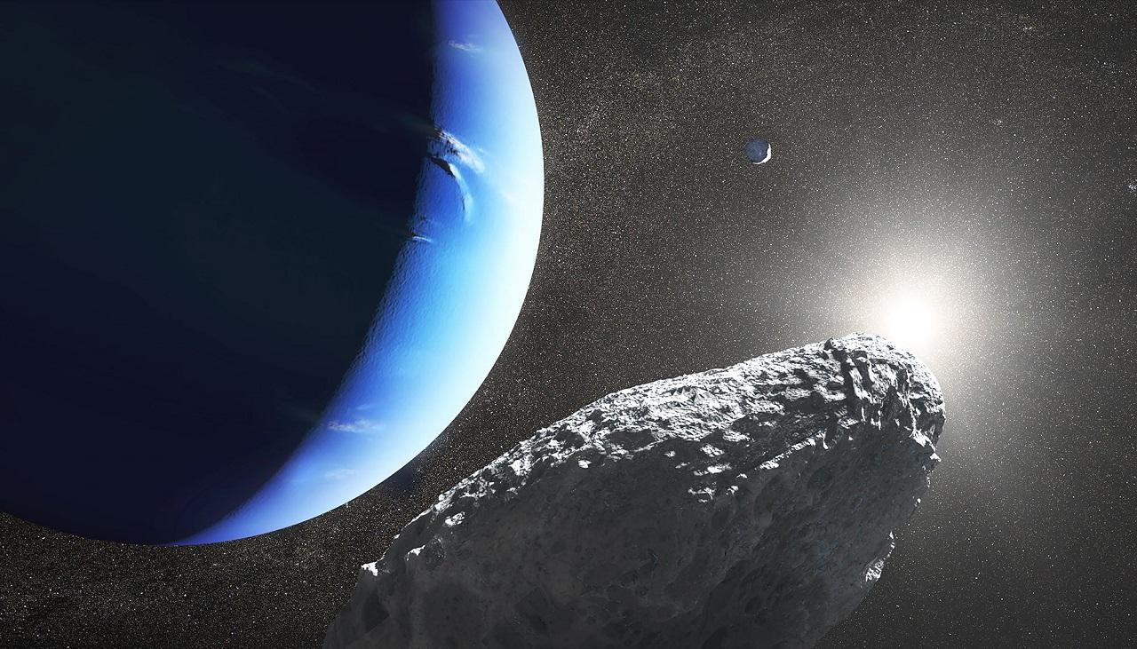 ნეპტუნის ყველაზე პატარა, უცნაური წარმოშობის მთვარეს სახელი შეურჩიეს