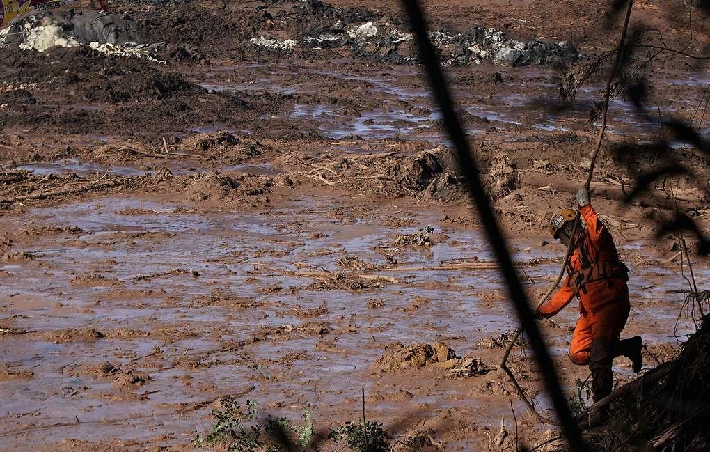 ბრაზილიაში კაშხლის გარღვევის შედეგად გარდაცვლილთა რიცხვი 176-მდე გაიზარდა