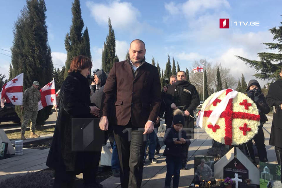 მამუკა ბახტაძე - არჩილ ტატუნაშვილი სასტიკად აწამეს, მაგრამ სულით ვერ გატეხეს, ქართული სახელმწიფო მისნაირ გმირებზე დგას