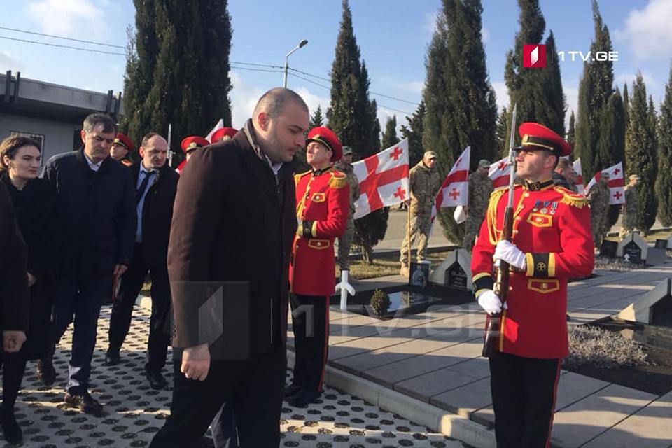 """Mamuka Baxtadze - Bütün partnyorlardan xahiş edirik ki, daha da genişlənən """"Otxozoria-Tatunaşvili siyahısını"""" nəzərə alsınlar"""