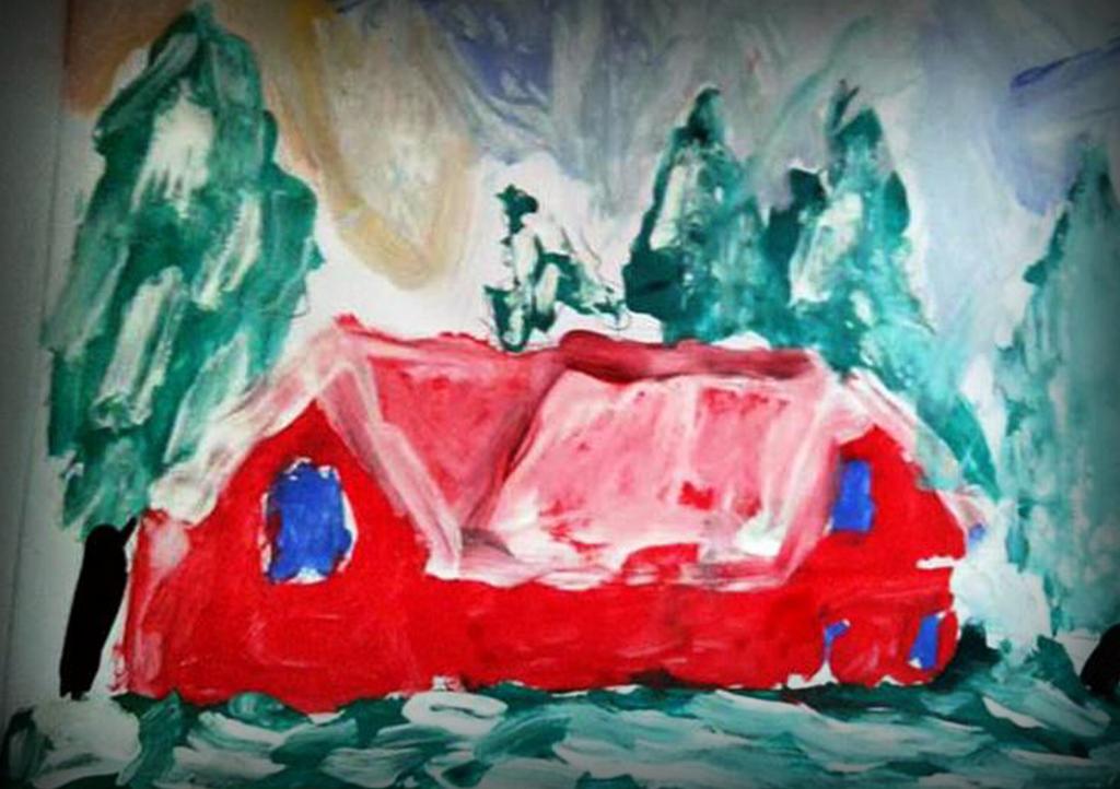 """პ რ ე მ ი ე რ ა - მამუკა მაღულარია  ,,წითელი სახლი"""""""