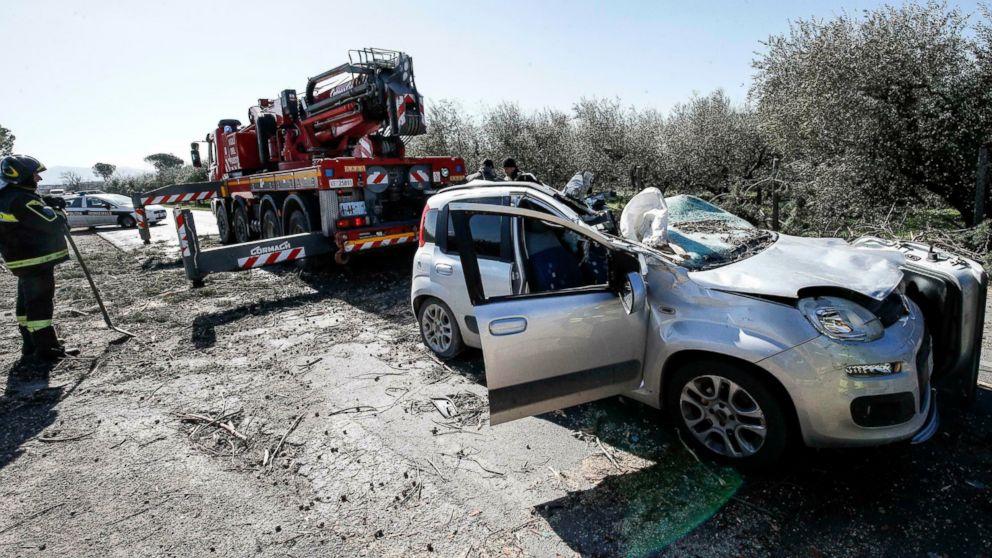 Իտալիայում փոթորկի հետևանքով զոհվել է երեք մարդ