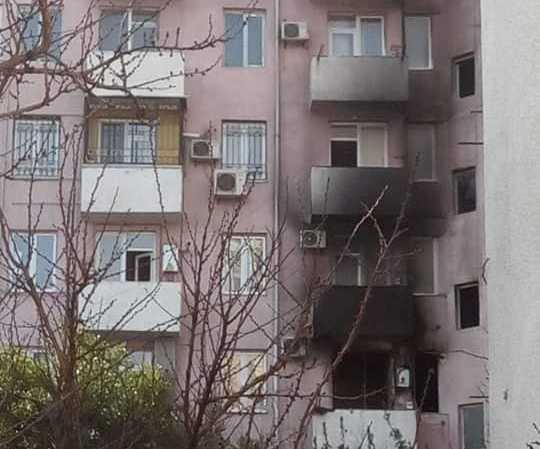 Iranian citizen died as a result of fire in Tbilisi