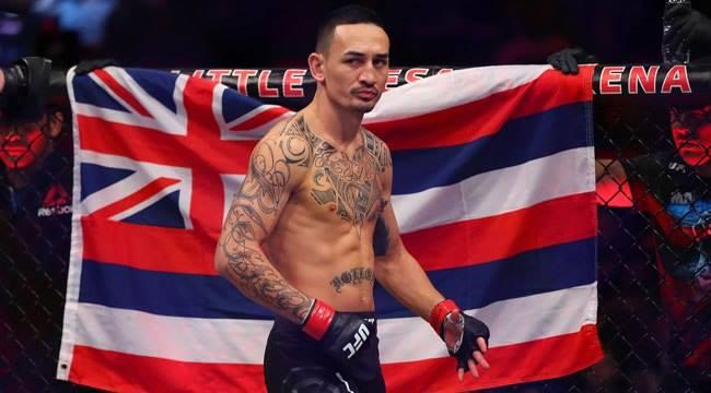 """მაქს ჰოლოვეი """"იუ-ეფ-სი"""" (UFC) 236-ზე მსუბუქ წონით კატეგორიაში დროებითი ქამრისთვის იბრძოლებს"""