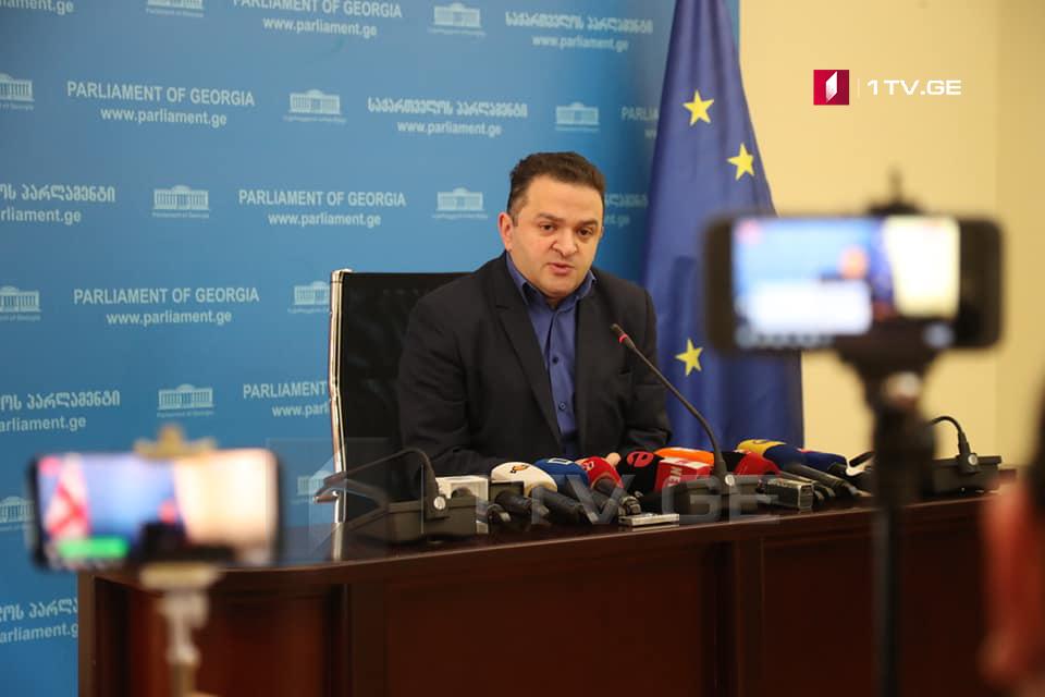 Гедеван Попхадзе – Думаю, что в связи с вопросом о судьях, Бидзина Иванишвили стал стороной