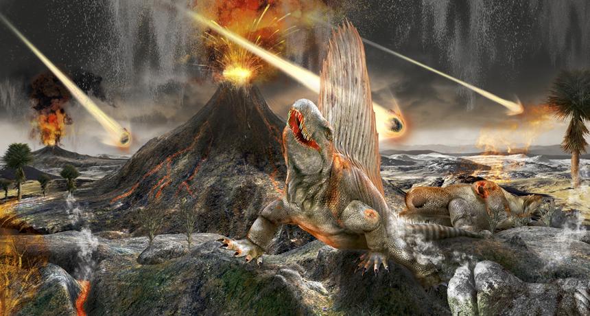 ასტეროიდი თუ ვულკანები - რამ გამოიწვია დინოზავრთა გადაშენება