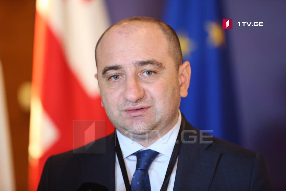 ირაკლი ლექვინაძე - საქართველოში ბიზნესის ერთ-ერთ გამოწვევად სასამართლო სისტემა სახელდება