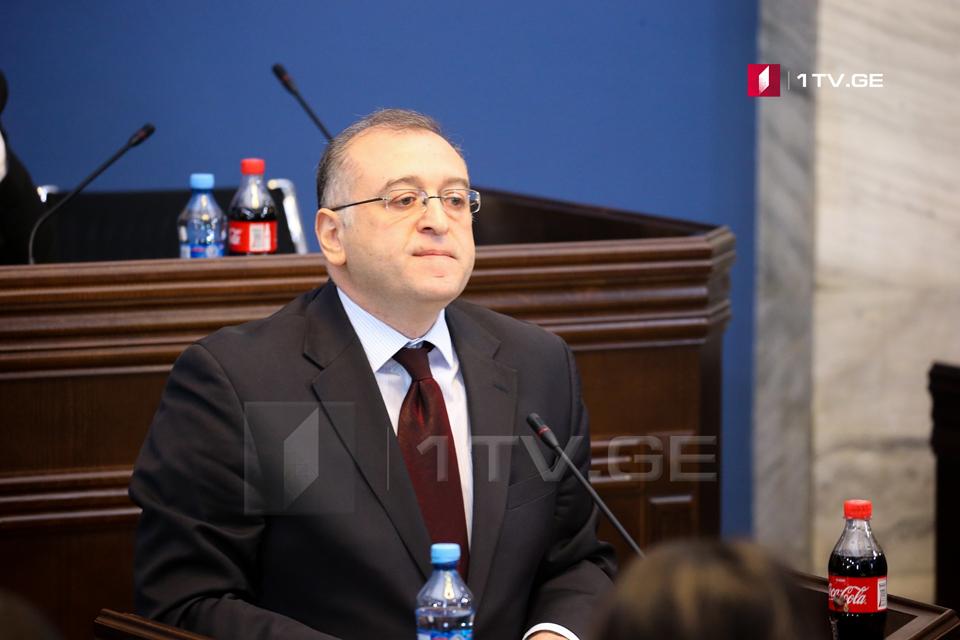 Коба Гвенетадзе - Ставить под вопрос решение, принятое регулятором - атака на независимость регулятора