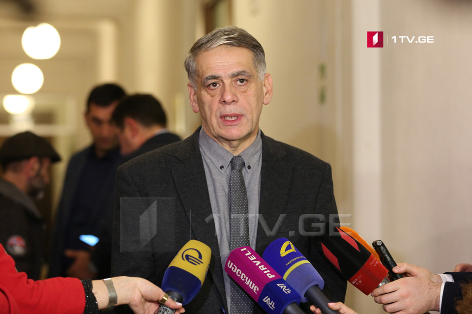 Роман Какулия о зарплатах Пенсионного агентства - Зарплата депутата также должна быть увеличена