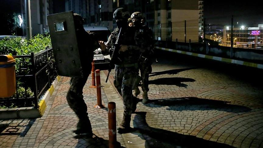სტამბოლშიძებნილი ტერორისტები დააკავეს
