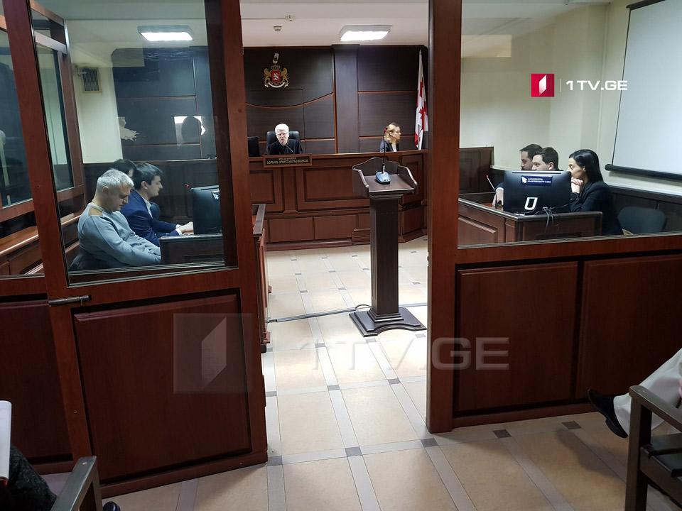 მოსამართლემ თემურ ჯანაშიას ადვოკატი სხდომაზე დააბრუნა