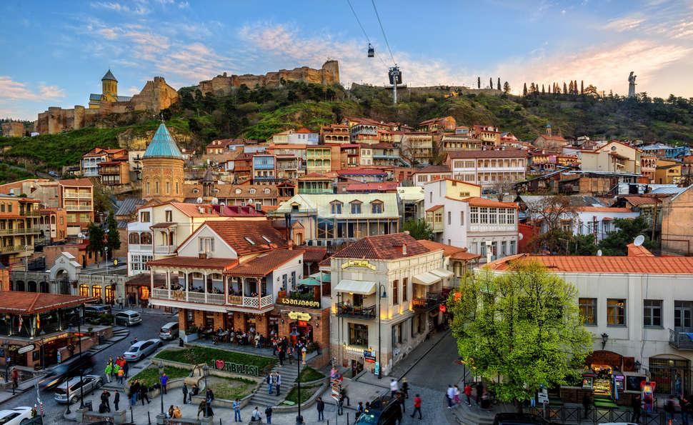Американское издание для путешественников назвало Грузию среди 20 туристических направлений 2019 года