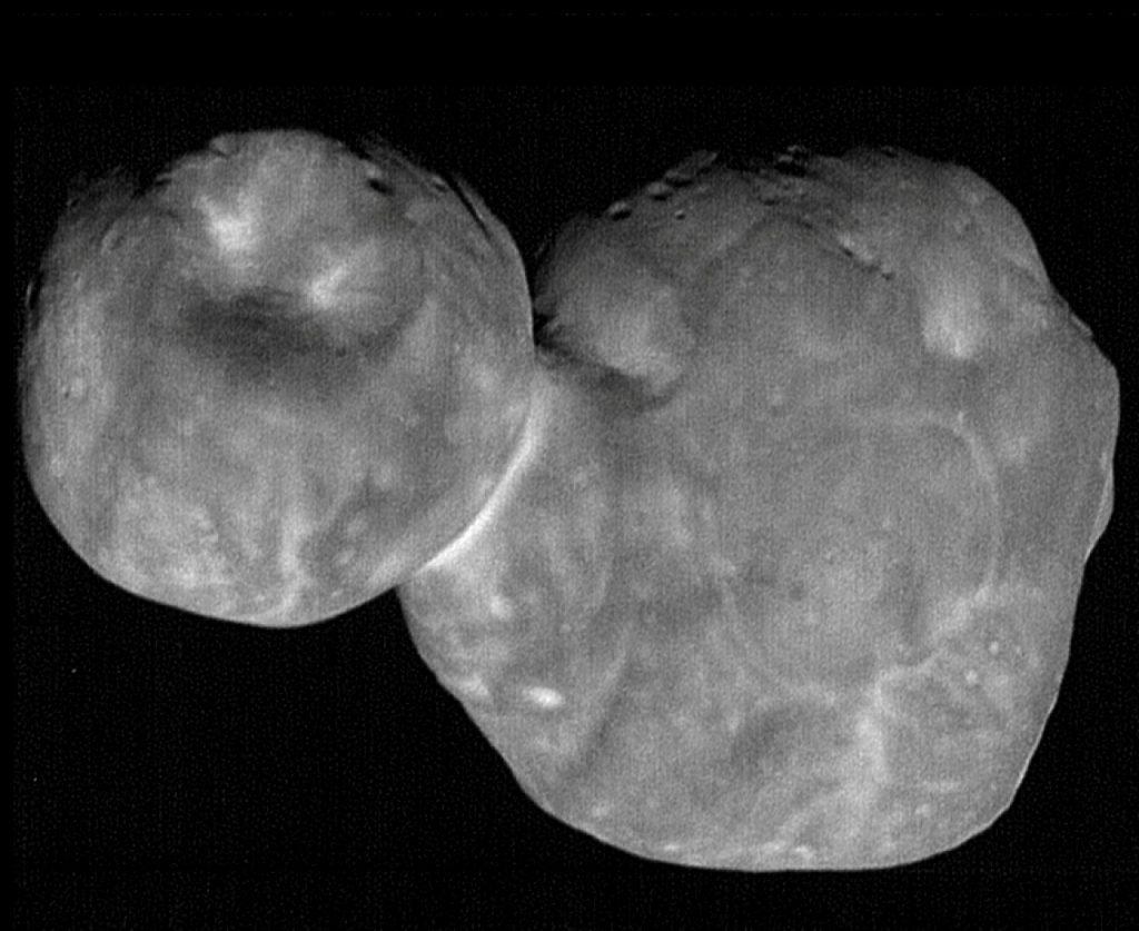 როგორ გამოიყურება ადამიანის მიერ მონახულებული ყველაზე შორეული ობიექტი ახლოდან - ულტიმა-თულეს ახალი ფოტოები