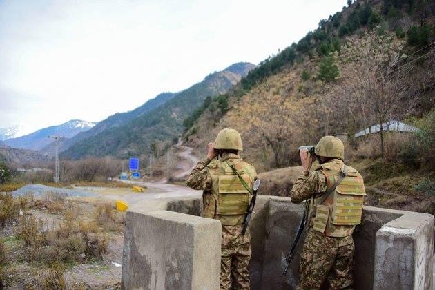 ქაშმირის სადავო რეგიონში პაკისტანმა ინდოეთის მიერ კონტროლირებული ტერიტორია დაბომბა