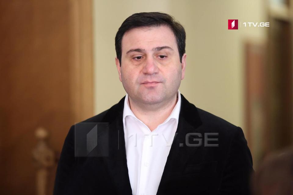 """ლევან კობერიძე - ერთადერთი, ვისაც საქართველოში მიხეილ სააკაშვილის დაბრუნების დაანონსება უხარია, """"ქართული ოცნებაა"""""""