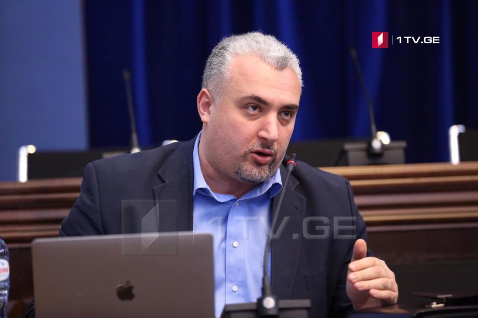 სერგი კაპანაძე რუსეთის მთავრობის მხრიდან საქართველოში სპონსორობის შეზღუდვის შესახებ საკანონმდებლო ინიციატივით გამოდის