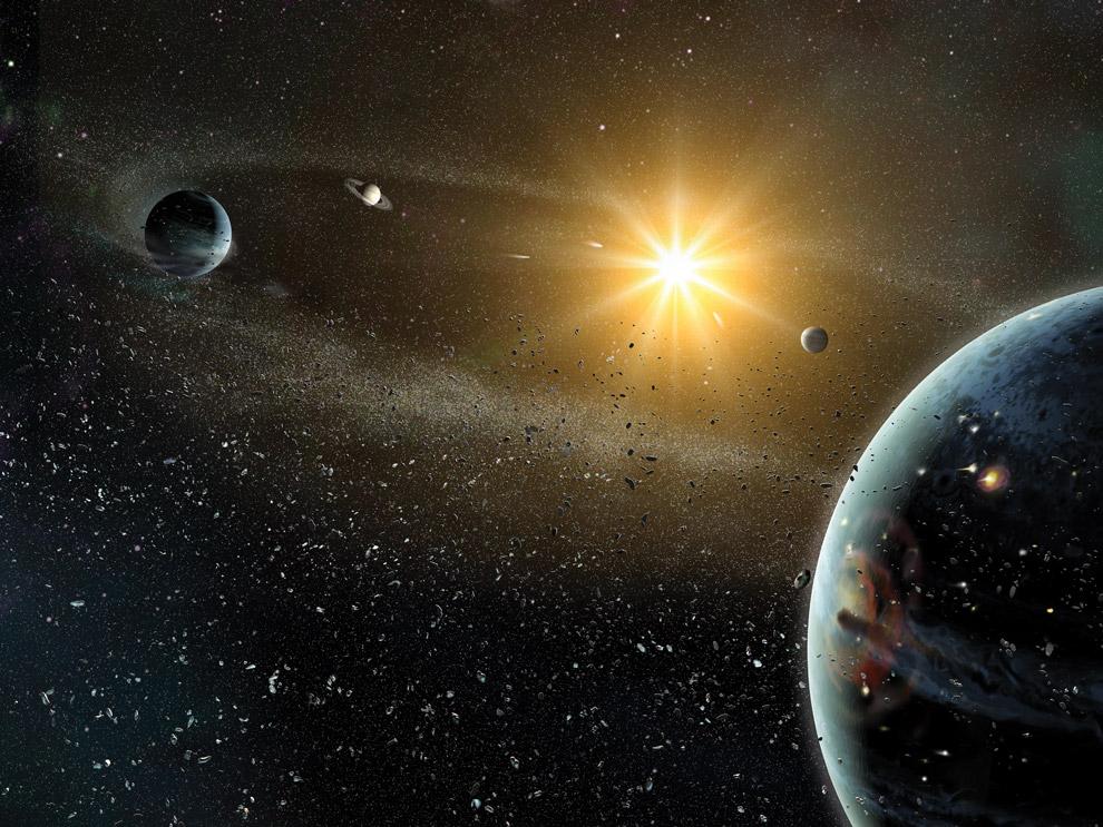მეცხრე პლანეტის რეალურობას ახალი მტკიცებულებები ემატება - სად იმალება გიგანტური პლანეტა