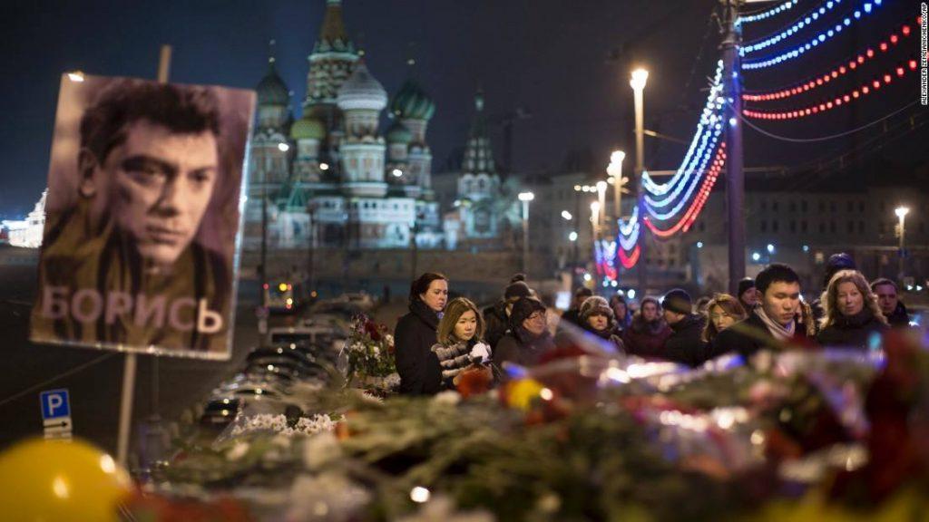 აშშ-ის კონგრესში ბორის ნემცოვის მკვლელობისთვის სანქციების დაწესებას ითხოვენ