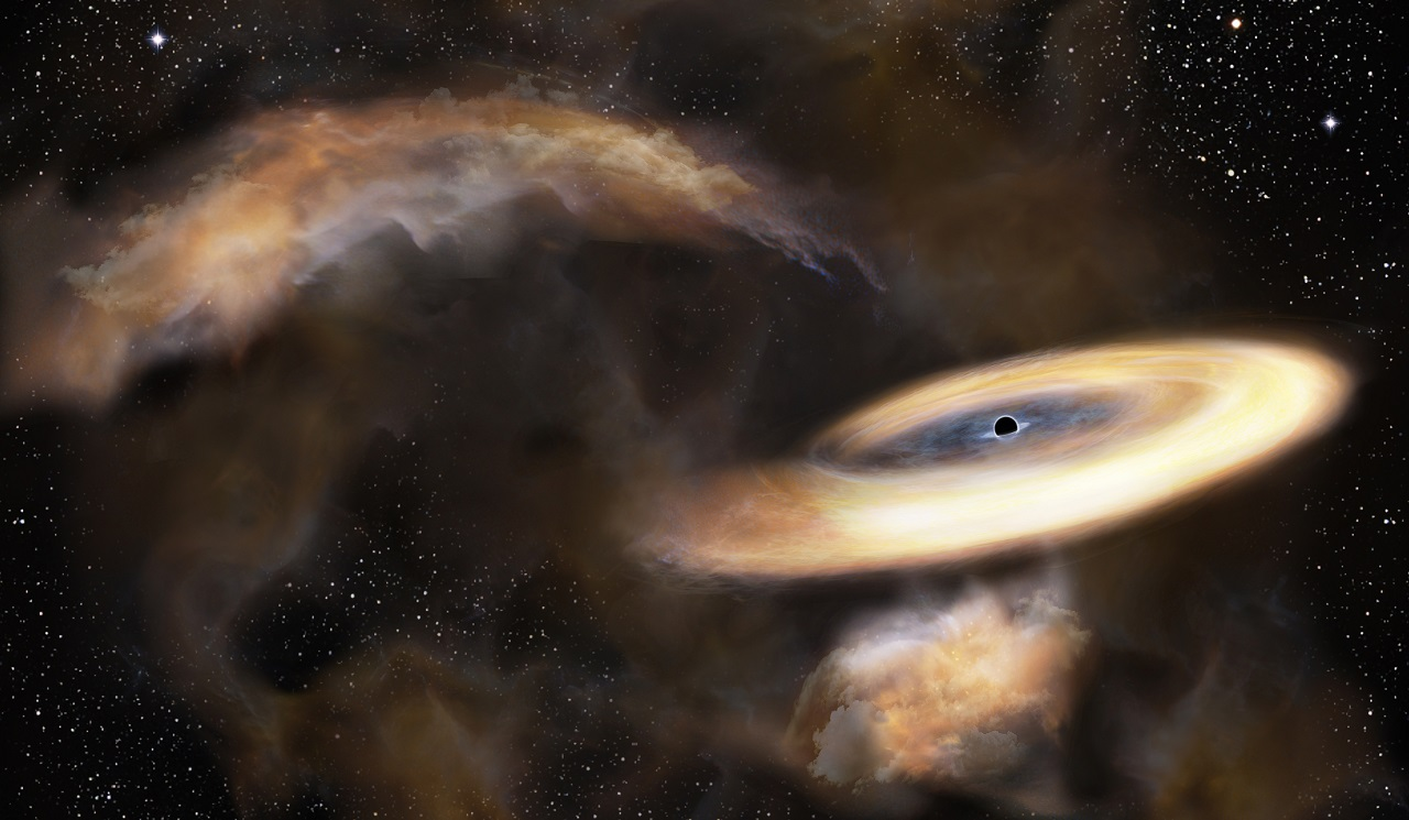 ირმის ნახტომში იშვიათი ტიპის შავი ხვრელი აღმოაჩინეს