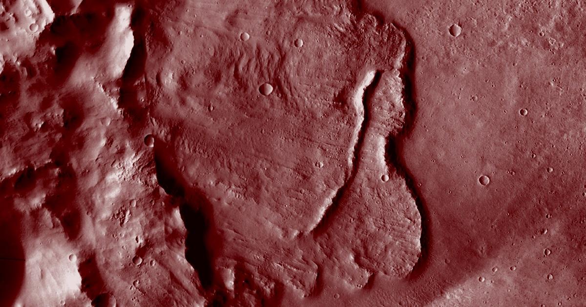 მარსზე უძველესი მიწისქვეშა წყლის უზარმაზარი სისტემის კვალი აღმოაჩინეს