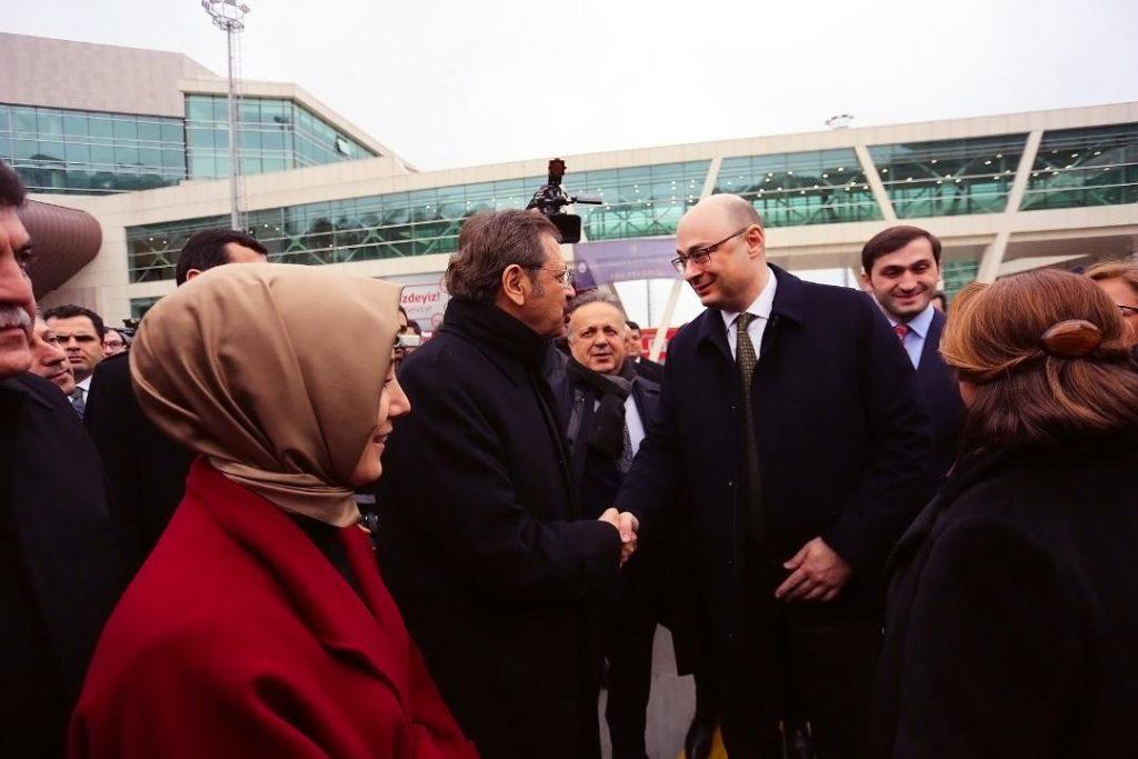გიორგი ქობულია - სარფის განახლებული ინფრასტრუქტურა კიდევ უფრო გაზრდის საქართველო-თურქეთს შორის ურთიერთობებს