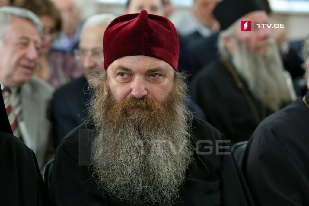 Владыка Иакоб - Важу Гаприндашвили вызволил весь народ, и пусть никто не приписывает это себе