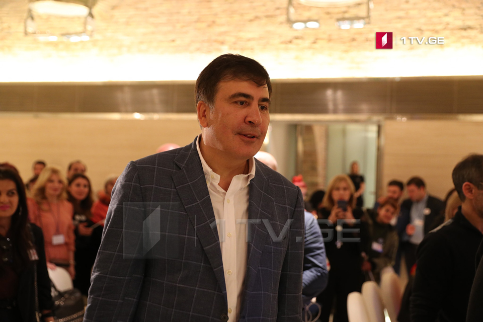Mikheil Saakashvili: We miscalculated Putin because we thought Russians would never go for Tbilisi
