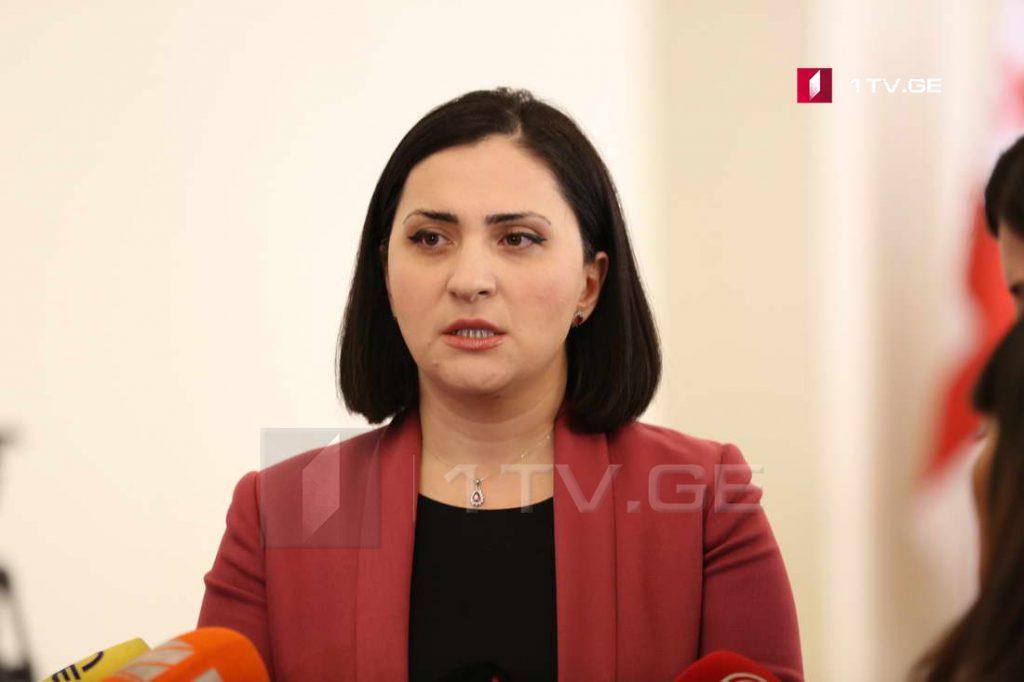 Софо Киладзе - Саакашвили не должна удивлять реакция людей, которые плохо о нем отзываются