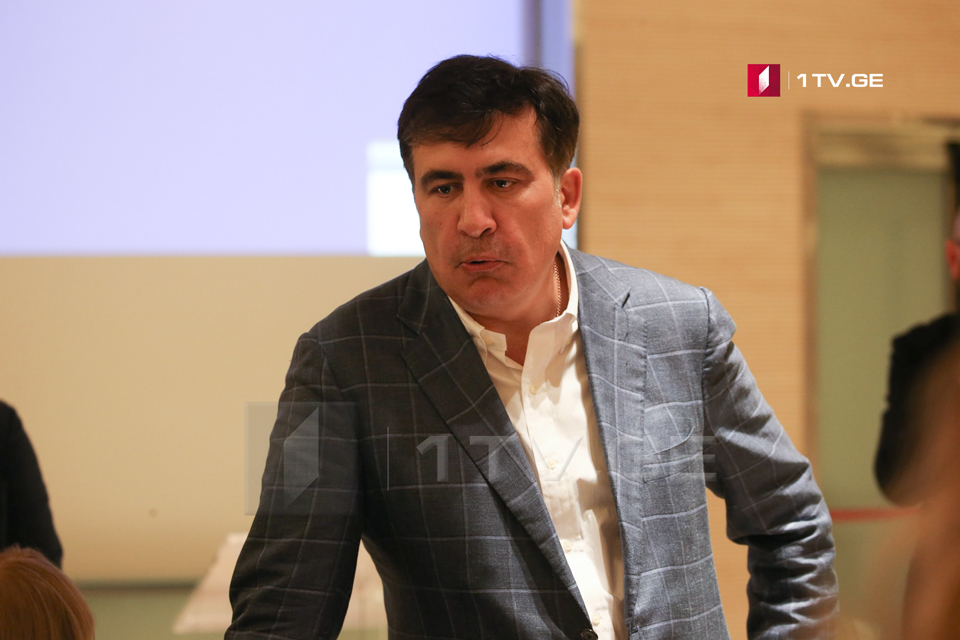Mikheil Saakashvili: I would have closed the border and not allowed any Iranian citizen to enter Georgia