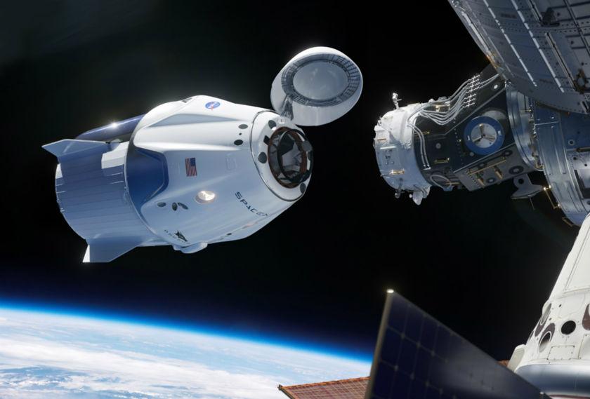 """""""სფეის იქსის"""" კაფსულა საერთაშორისო კოსმოსურ სადგურს წარმატებით მიუერთდა"""