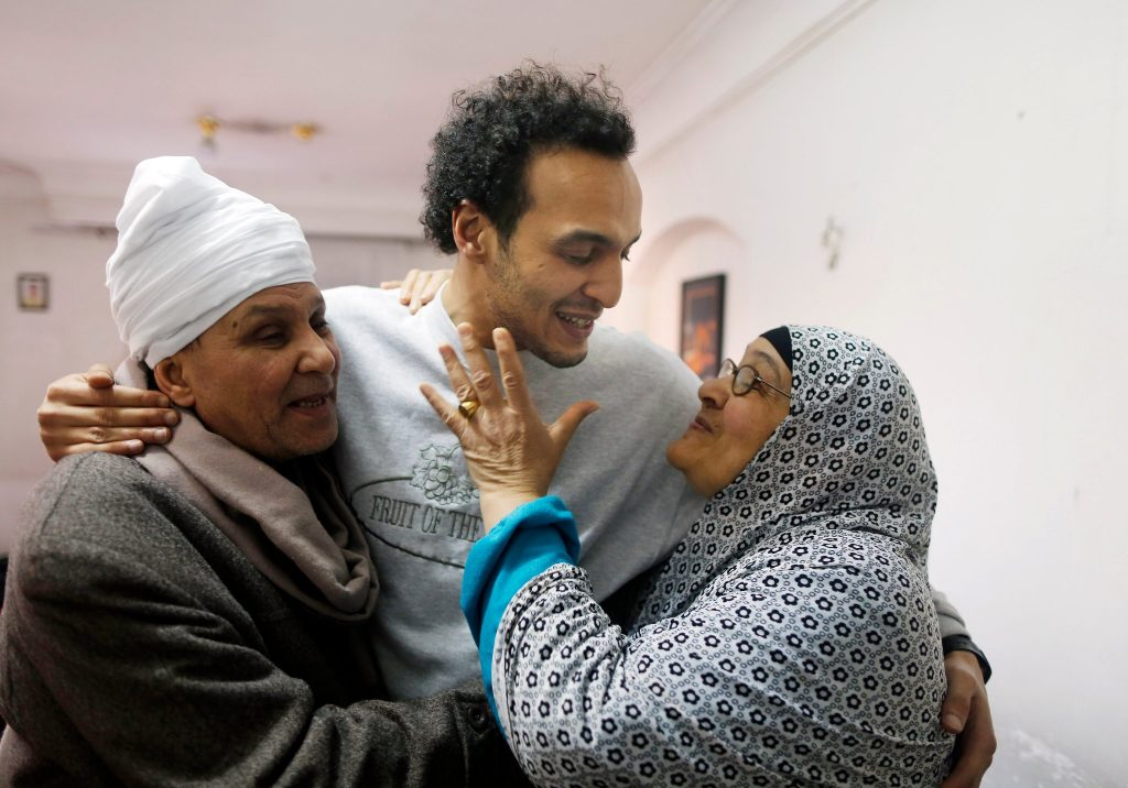 ეგვიპტეში ხუთწლიანი პატიმრობის შემდეგ ცნობილი ფოტორეპორტიორი გაათავისუფლეს