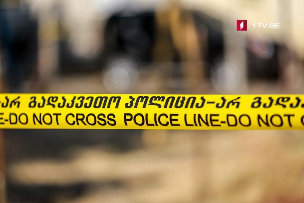 პოლიციამ ავჭალაში სპეცოპერაცია ჩაატარა