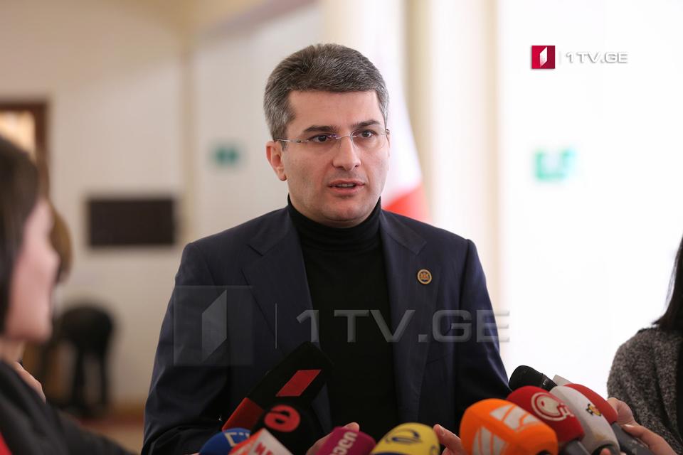 Вопрос смещения Звиада Квачантирадзе с должности председателя парламентского комитета по вопросам диаспоры и Кавказа будет поставлен на следующей сессионной неделе