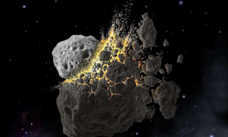 სახიფათო ასტეროიდების დამსხვრევა იმაზე რთულია, ვიდრე გვეგონა - ახალი კვლევა