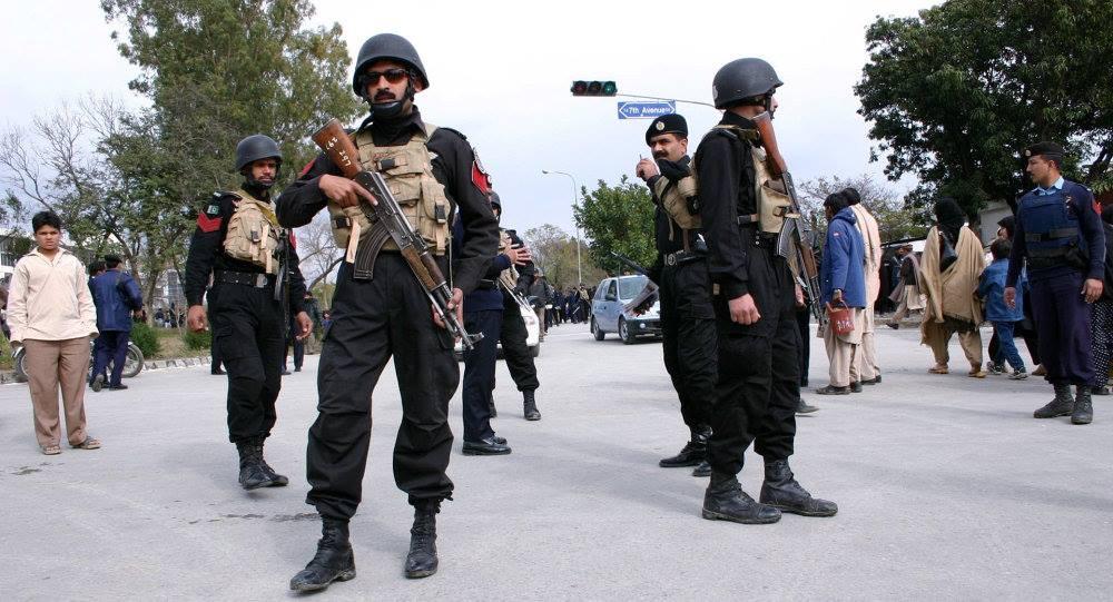 პაკისტანის ხელისუფლებამ ტერორისტული ორგანიზაციის 44 წევრი დააკავა