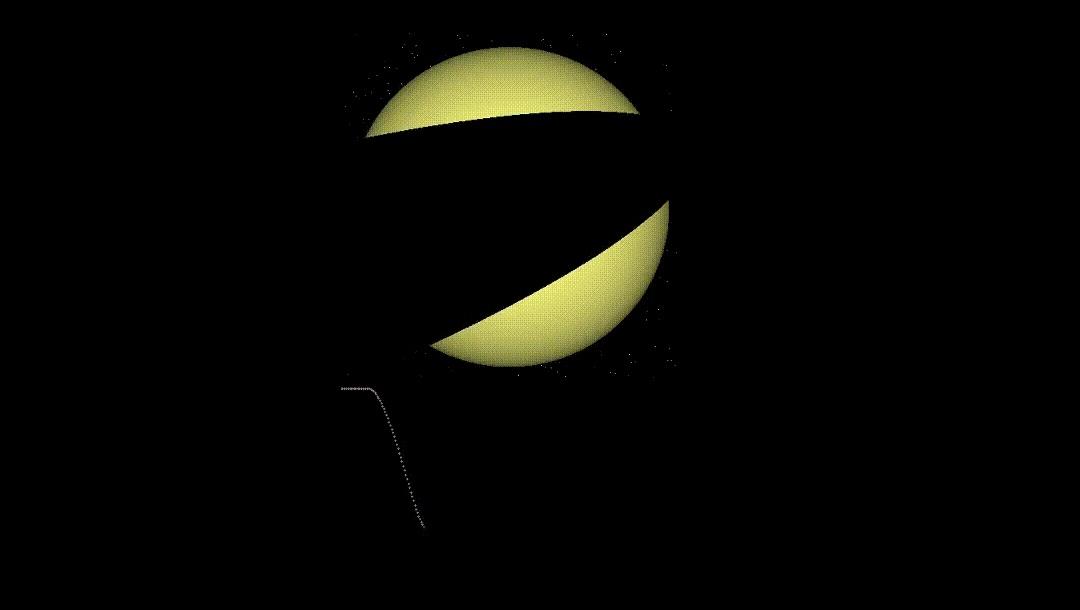 ასტრონომებმა კიდევ ერთი იდუმალი ვარსკვლავი აღმოაჩინეს, რომელიც დროდადრო სრულიად ბნელდება