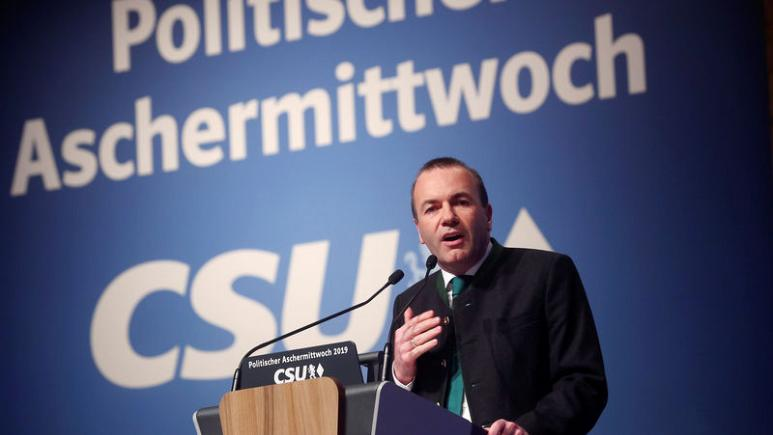 Manfred Veber - Türkiyə Avropa İttifaqının üzvü ola bilməz