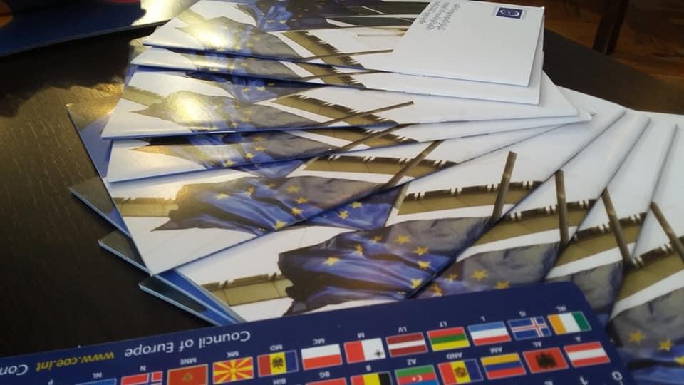 """მოსწავლეებისთვის ესეების კონკურსი """"მომავლის ევროპელი"""" გამოცხადდა"""