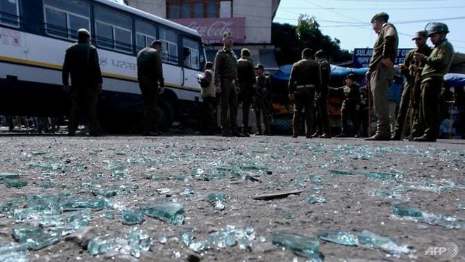 ინდოეთში აფეთქების შედეგად სულ მცირე 18 ადამიანი დაშავდა
