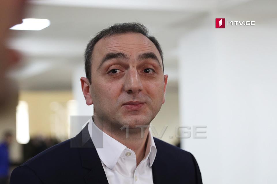 Георгий Кадагидзе - Я готов к любому типу сотрудничества в судебном порядке