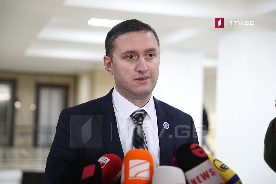 """Прокурор - Вопросы к Георгию Кадагидзе у нас будут за тот период, когда Агентство по надзору проверяло """"Ти-Би-Си Банк"""""""