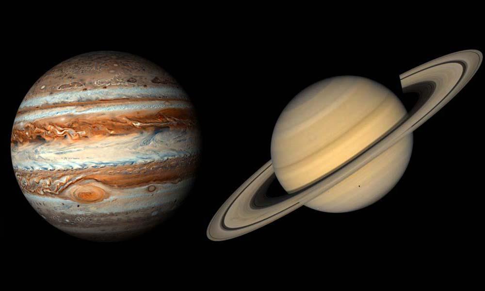 იუპიტერიდან და სატურნიდან მიღებული ახალი მონაცემები მზის სისტემის შესახებ არსებულ თეორიებს თავდაყირა აყენებს