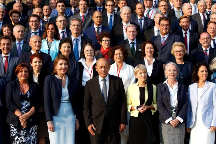 საფრანგეთის საგარეო საქმეთა სამინისტრო თანამდებობებზე ქალთა ზედმეტად მცირე რაოდენობის გამო დაჯარიმდა