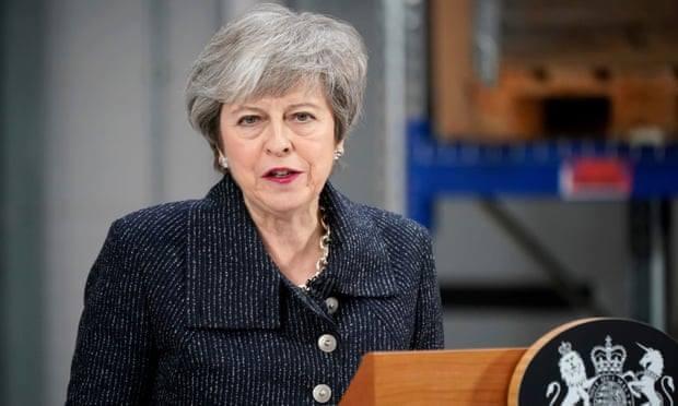 ტერეზა მეი - პარლამენტი თუ შეთანხმებას არ დაამტკიცებს, დიდი ბრიტანეთი შესაძლოა, ვერასდროს გავიდეს ევროკავშირიდან