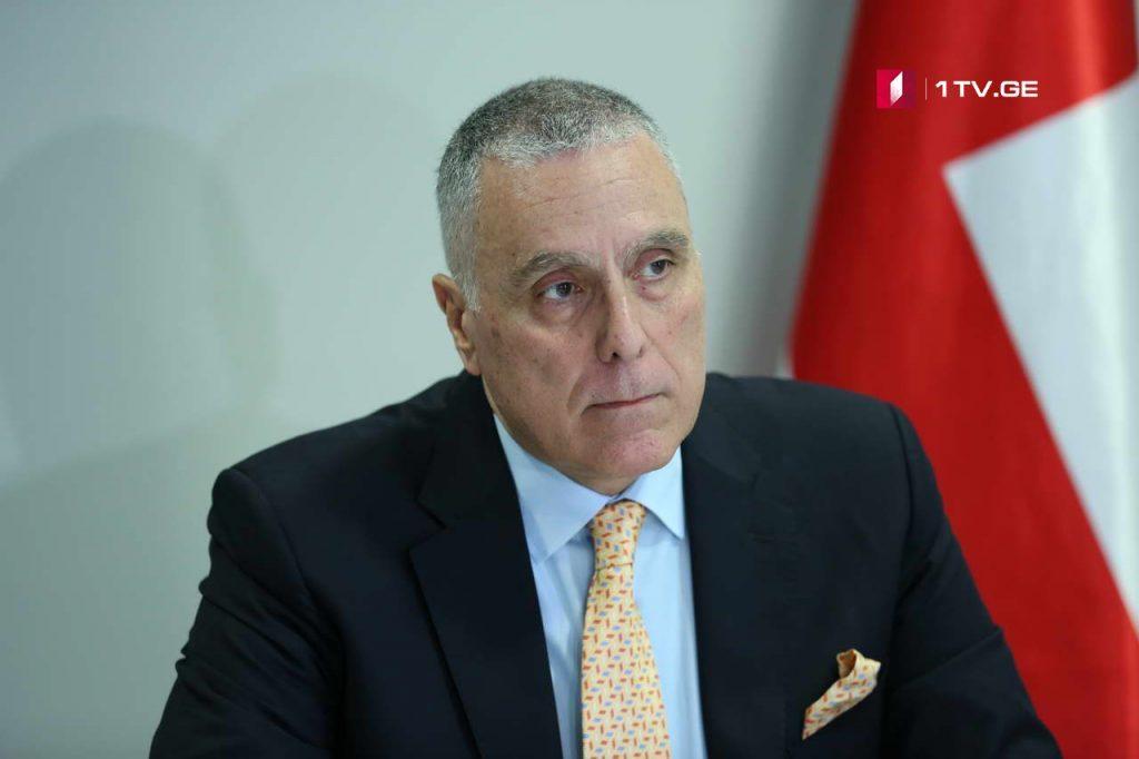 Фади Асли - Призываю представителей государства не лгать самим себе, как будто бизнесы не находятся под давлением