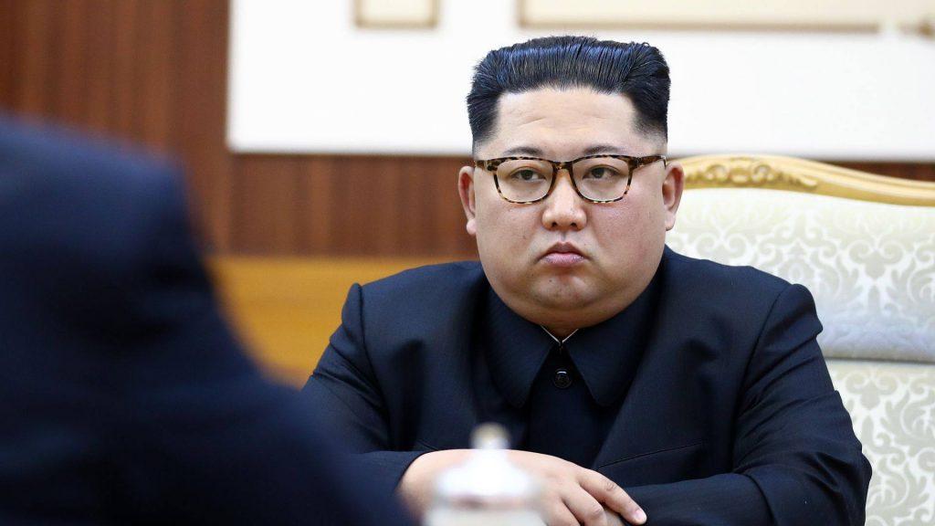ჩრდილოეთ კორეის ლიდერი კიმ ჩენ ინი სამხრეთ კორეელი ოფიციალური პირის მკვლელობის გამო ბოდიშს იხდის