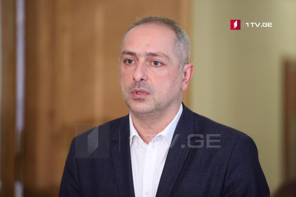 """ირაკლი სესიაშვილი - """"ქართული ოცნება"""" დანაპირებს შეასრულებს და ისეთ საარჩევნო სისტემას მივიღებთ, სადაც """"ნაცკლასტერი"""" ვერ გაიმარჯვებს"""