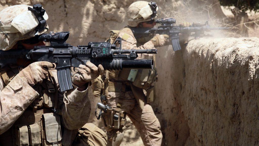 """В результате проведенной спецоперации вооруженными силами Афганистана ликвидированы 60 членов """"Талибана"""""""