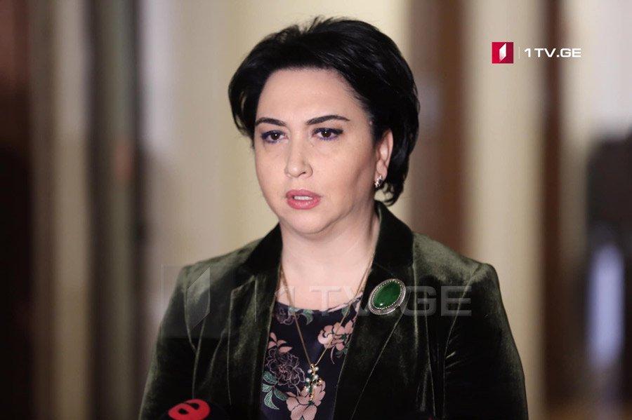 Эка Беселия — Считайте, что Зардиашвили, Мдинарадзе и Оханашвили являются могильщиками «Грузинской мечты»