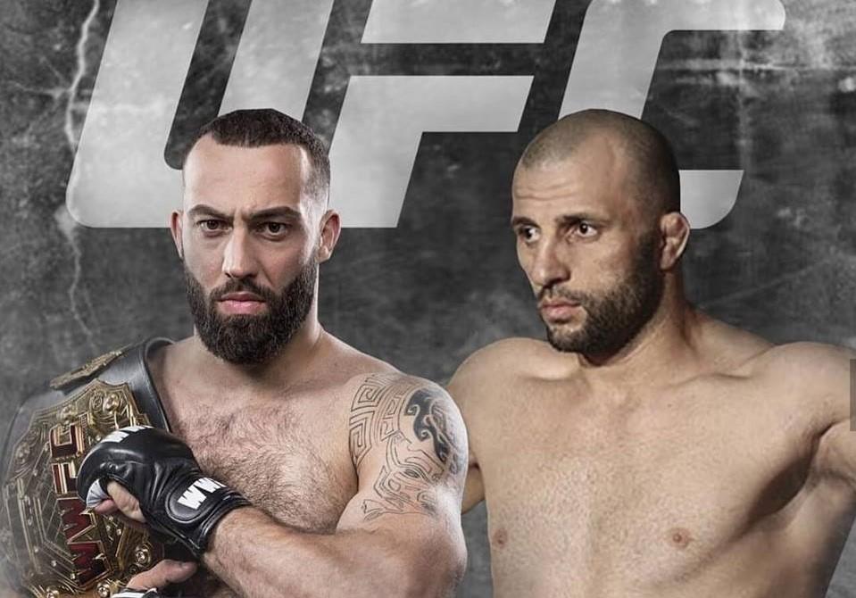"""""""იუ-ეფ-სიში""""(UFC) რომან დოლიძის პირველი მეტოქის ვინაობა ცნობილია - ინტერვიუ ქართველ მებრძოლთან"""